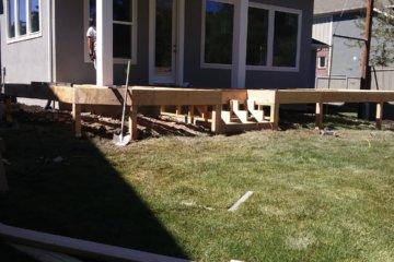 Deck Under Construction